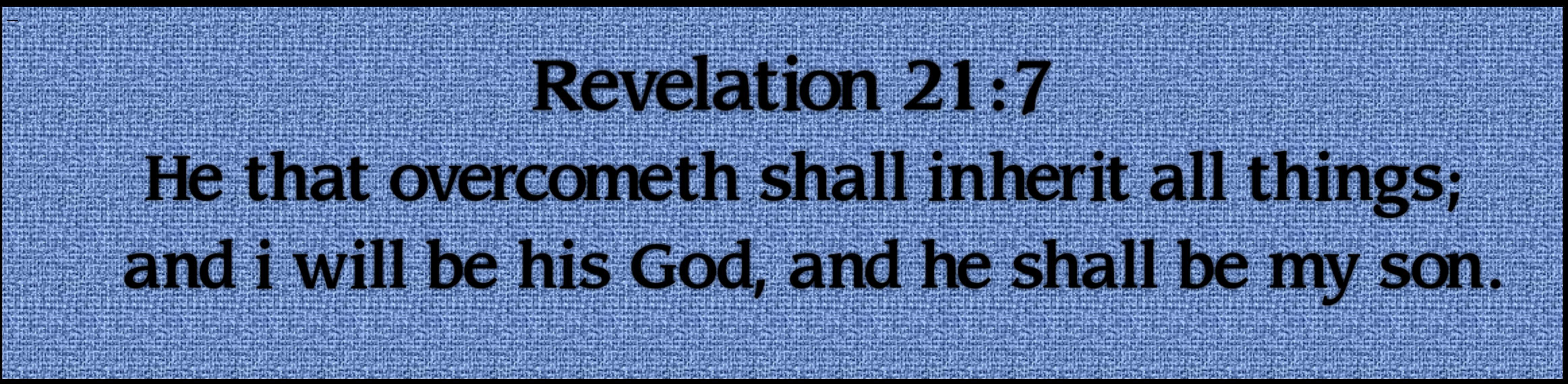revelation 217