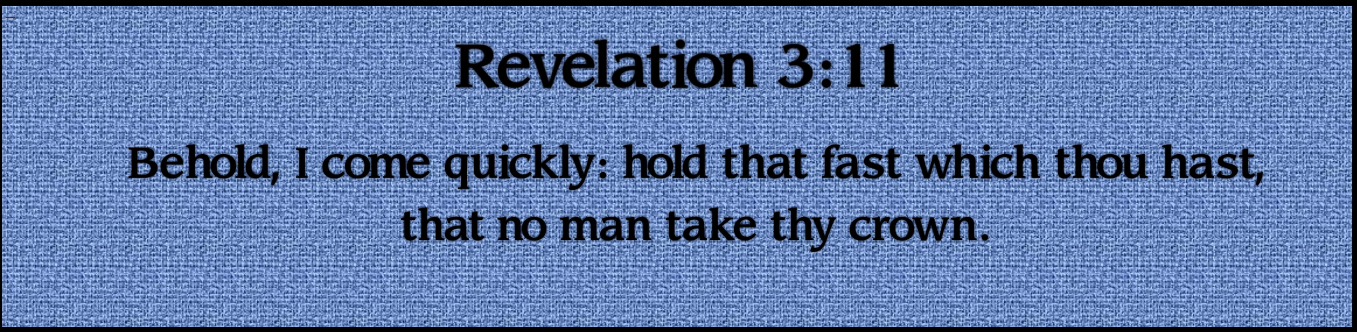 revelation311