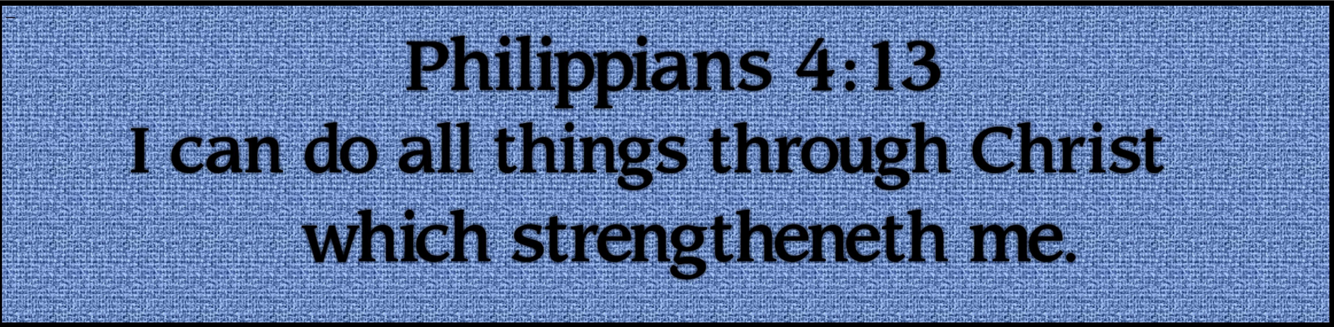 philipians 413