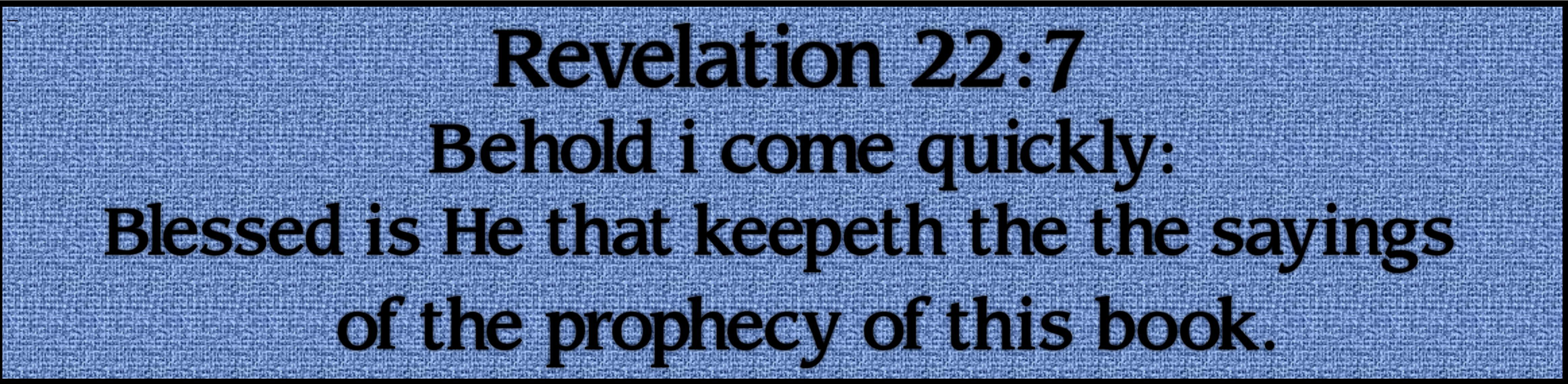 revelation 227