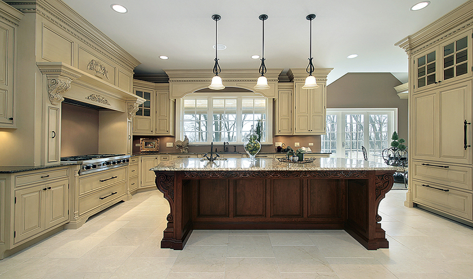 Custom design cabinets jmarvinhandyman for Custom white kitchen cabinets