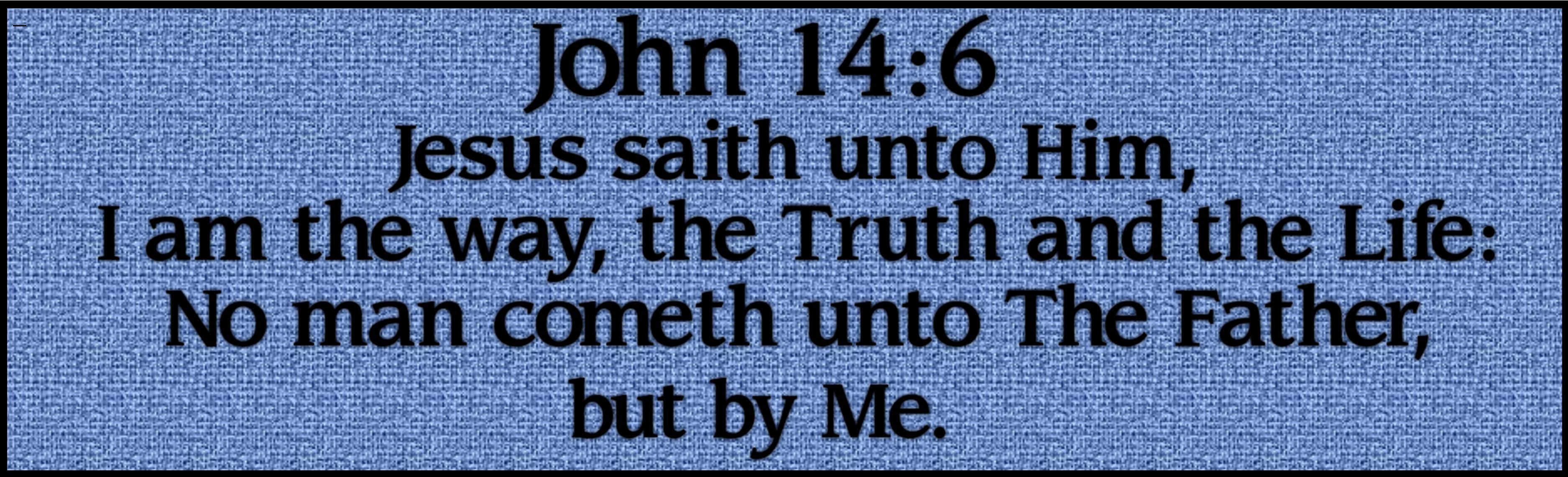 JOhn 146