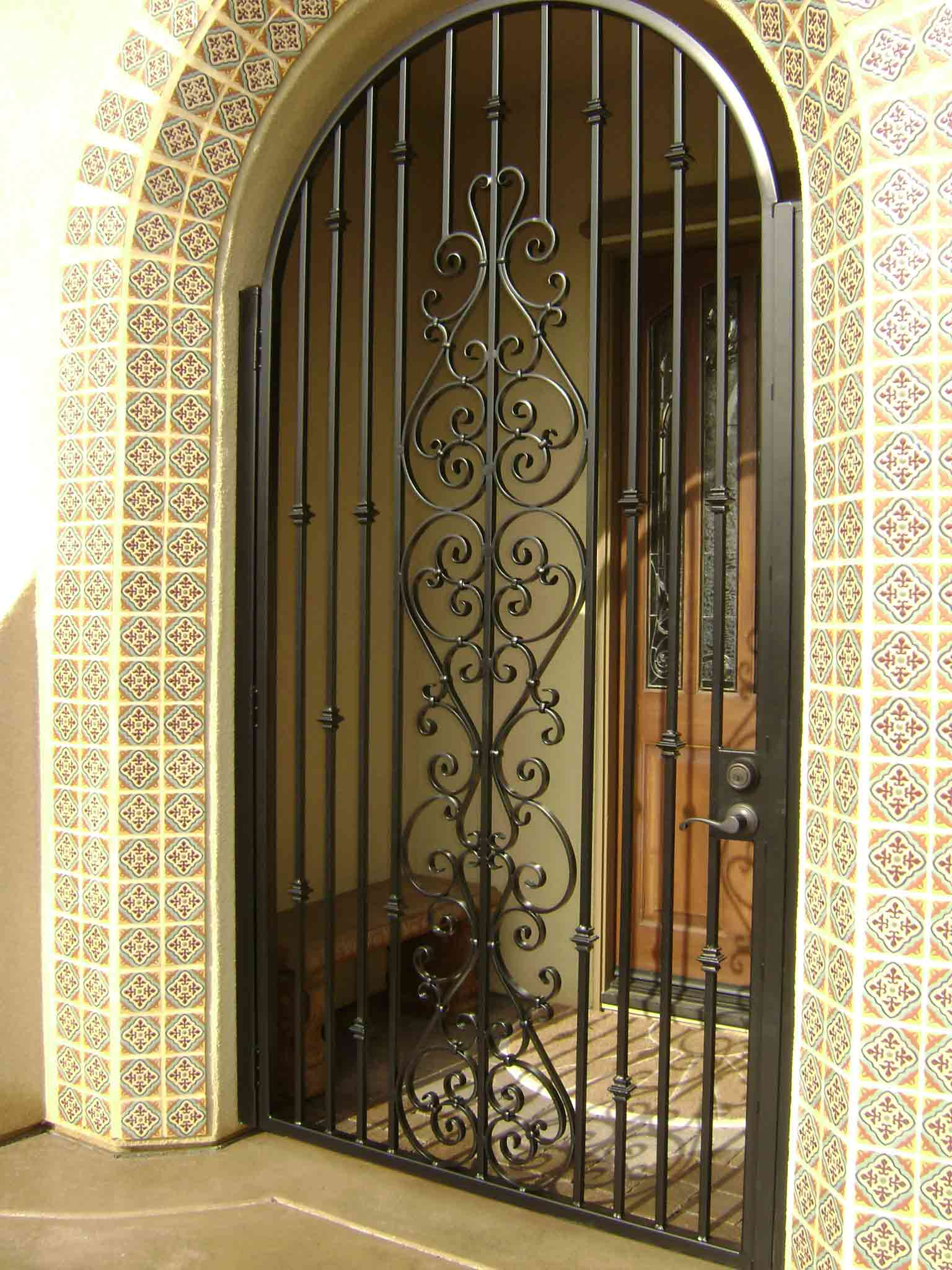 Custom Iron Work Jmarvinhandyman