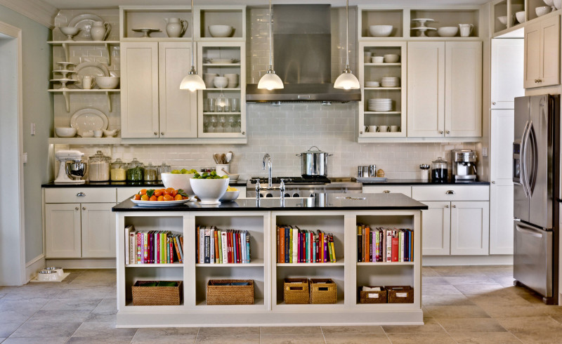 Awesome-Kitchen-Design-with-Kitchen-Island-Cabinet