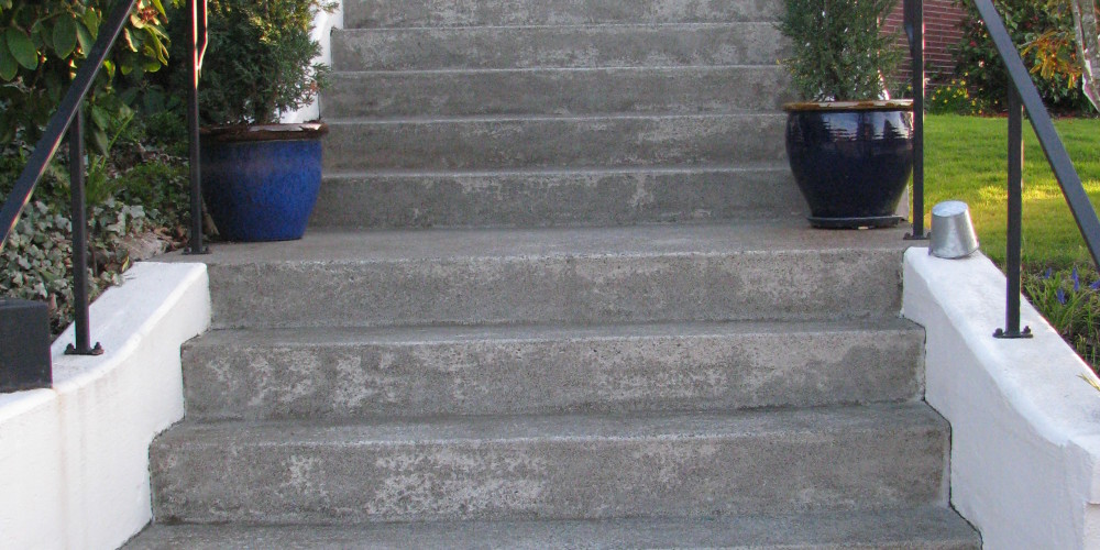 Concrete-Steps-After