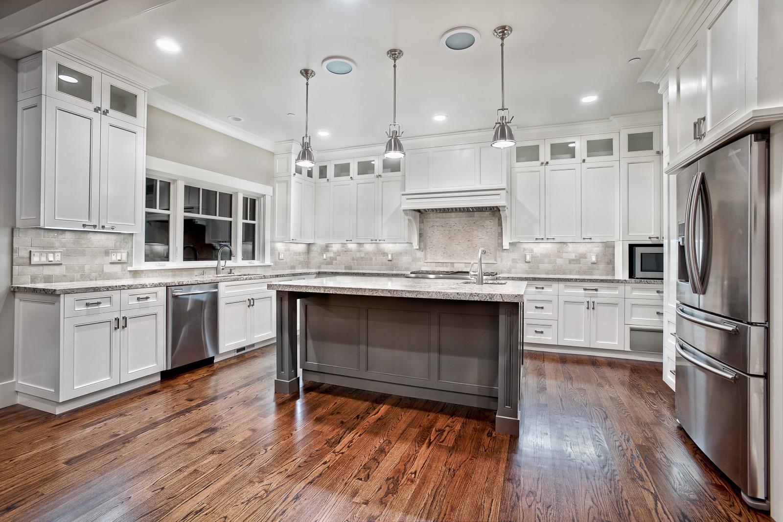 Custom design cabinets jmarvinhandyman for Custom kitchen cabinets
