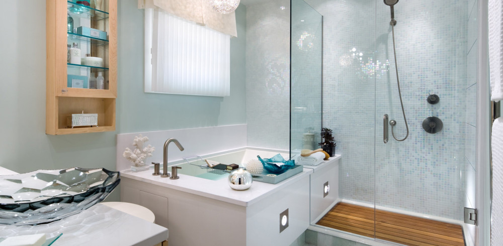 Bathroom Remodeling With Design Jmarvinhandyman - Before and after pics of small bathroom remodels