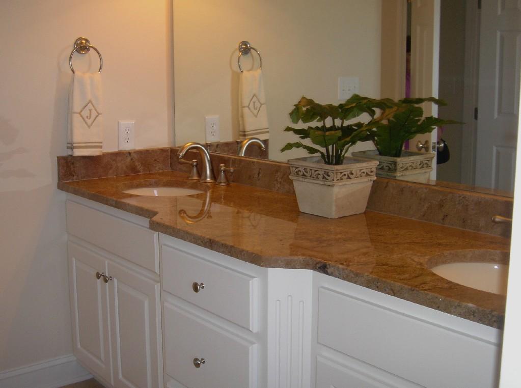 Granite vanity tops granite vanity tops index of custom for Custom marble bathroom vanity tops