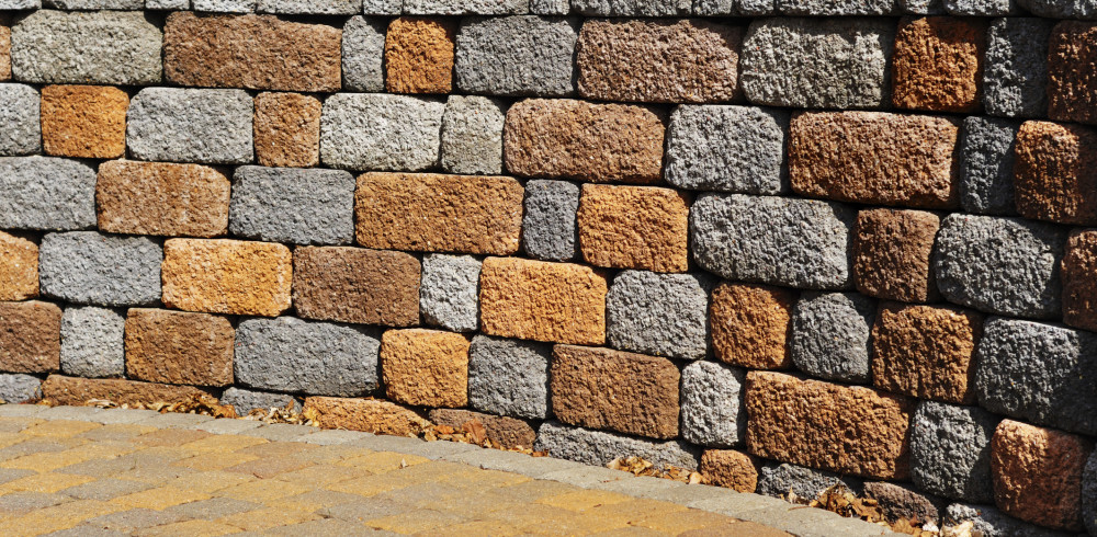 Techo-Bloc-Retaining-Wall