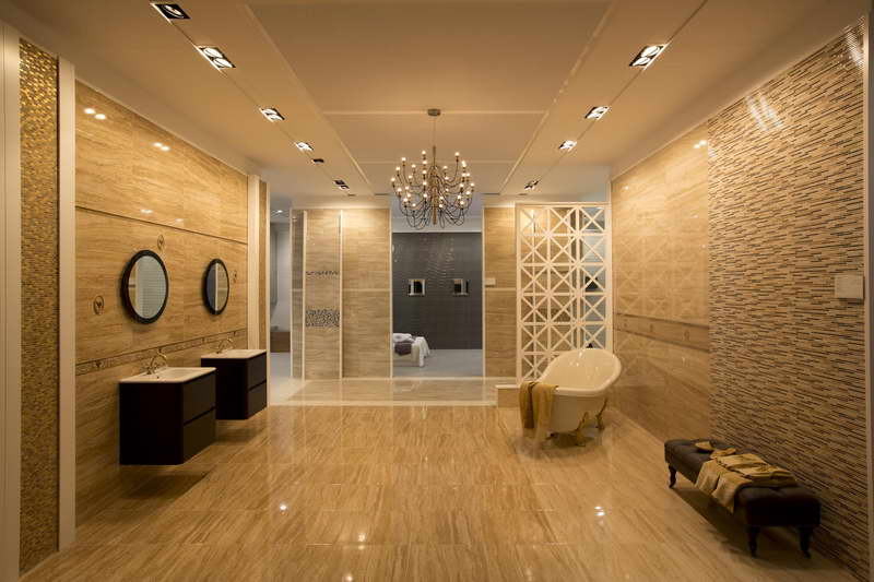 luxury bathroom tile designs walk luxury shower design ideas
