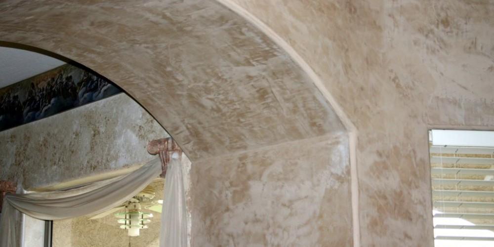 Venetian plaster Paradise Valley