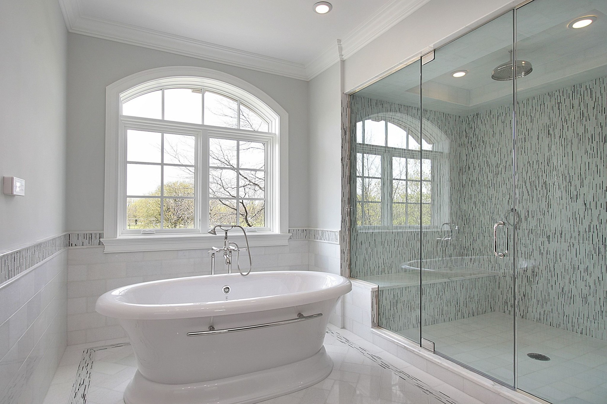 Bathroom Remodeling With Design Jmarvinhandyman - Small bathroom remodel gray and white