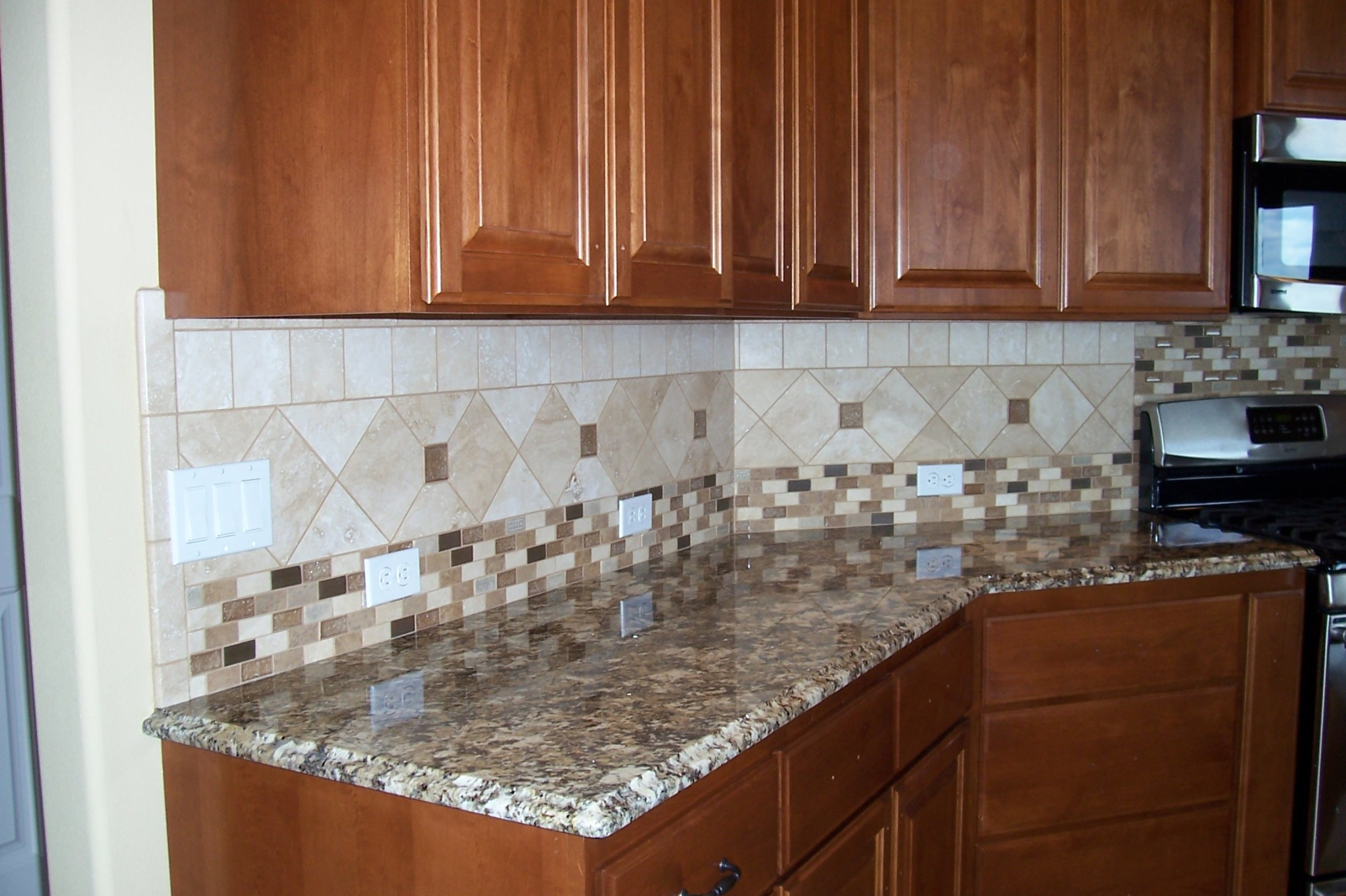 Great Back Splash Tile