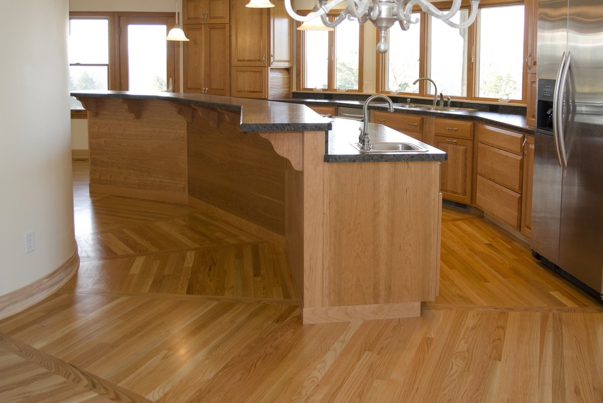 ... kitchen-hardwood