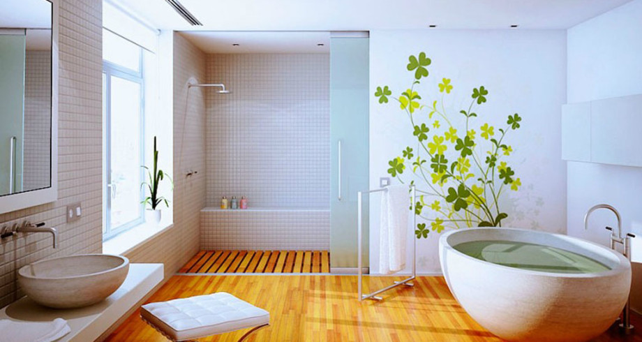 retro-bathroom-inspiration-wooden-floor-listed-in-retro-bathroom-inspiration-wooden-floor