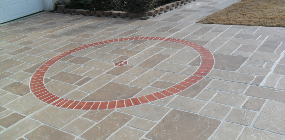 round_slate_concrete_driveway_mauldin_sc