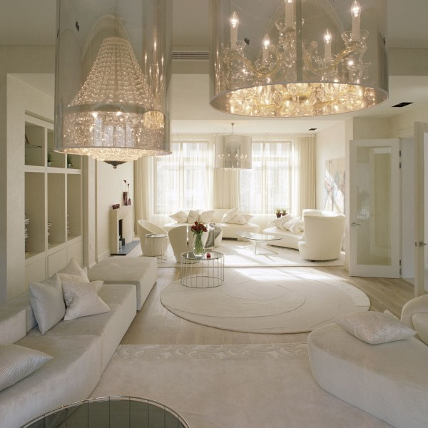 wonderful-chandelier-design-for-living-room-in-modern-luxury-dreams-house-design-by-SHH