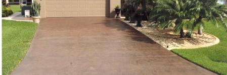 Concrete Driveway Orlando Fl