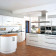 Fresh White Kitchen Design Pictures HD
